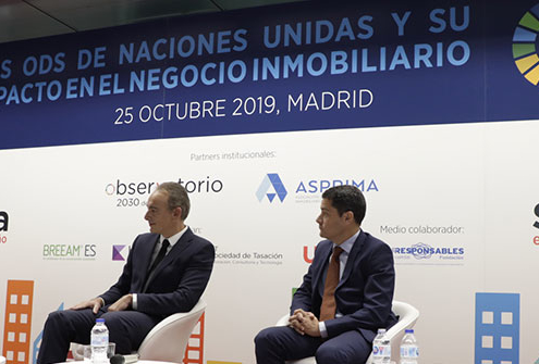 ODS - sector inmobiliario